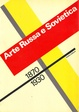 Cover of Arte Russa e Sovietica
