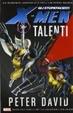 Cover of X-Men. Astonishing. Talenti