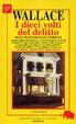 Cover of I dieci volti del delitto - Dieci grandi romanzi completi