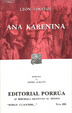 Cover of ANA KARENINA