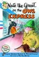Cover of Nate the Great on the Owl Express
