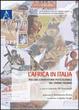 Cover of L'Africa in Italia