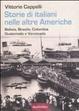 Cover of Storie di italiani nelle altre Americhe