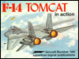 Cover of F-14 Tomcat in Action - Aircraft No. 105