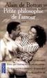 Cover of Petite philosophie de l'amour