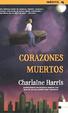 Cover of Corazones muertos