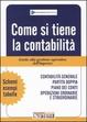Cover of Come si tiene la contabilità. Guida alla gestione operativa dell'impresa