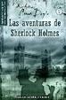 Cover of Las aventuras de Sherlock Holmes/ The Adventures of Sherlock Holmes