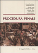 Cover of Procedura penale