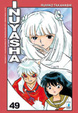 Cover of Inuyasha vol. 49