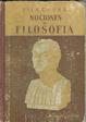 Cover of Nociones de filosofía