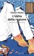 Cover of L'oblio della ragione