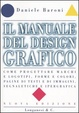 Cover of Il manuale del design grafico