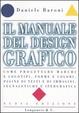Cover of Il manuale del design grafico