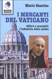 Cover of I mercanti del Vaticano