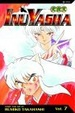 Cover of InuYasha, Volume 7