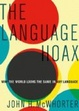 Cover of The Language Hoax