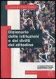 Cover of Dizionario delle istituzioni e dei diritti del cittadino