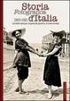 Cover of Storia fotografica d'Italia 1900-1921