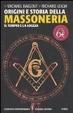 Cover of Origini e storia della massoneria. Il tempio e la loggia