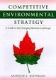 Cover of Competitive Environmental Strategy