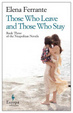 Cover of Those Who Leave and Those Who Stay