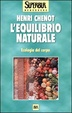Cover of L' equilibrio naturale