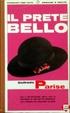 Cover of Il prete bello