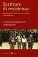 Cover of Scritture di resistenza