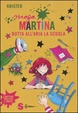 Cover of Maga Martina butta all'aria la scuola