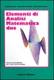 Cover of Elementi di analisi matematica 2