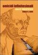 Cover of Omicidi infinitesimali. Giallo omeopatico