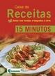 Cover of Receitas : 15 Minutos em Fichas