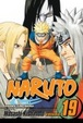 Cover of Naruto, Volume 19