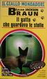 Cover of Il gatto che guardava le stelle