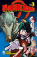 Cover of My Hero Academia vol. 3