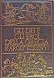 Cover of Gli dei e gli eroi della Grecia
