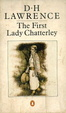 Cover of The First Lady Chatterley