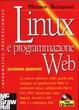 Cover of Linux e programmazione Web
