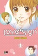 Cover of Love Sign vol. 1