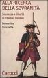 Cover of Alla ricerca della sovranità. Sicurezza e libertà in Thomas Hobbes