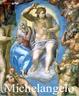 Cover of Michelangelo Buonarroti : vita e opere