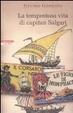 Cover of La tempestosa vita di Capitan Salgari