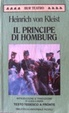 Cover of Il principe di Homburg