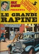 Cover of Le grandi rapine