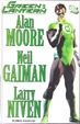 Cover of Green Lantern de Alan Moore, Neil Gaiman y Larry Niven