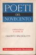 Cover of Poeti del Novecento