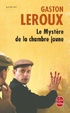 Cover of Le Mystère de la chambre jaune