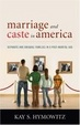 Cover of Marriage and Caste in America