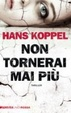 Cover of Non tornerai mai più